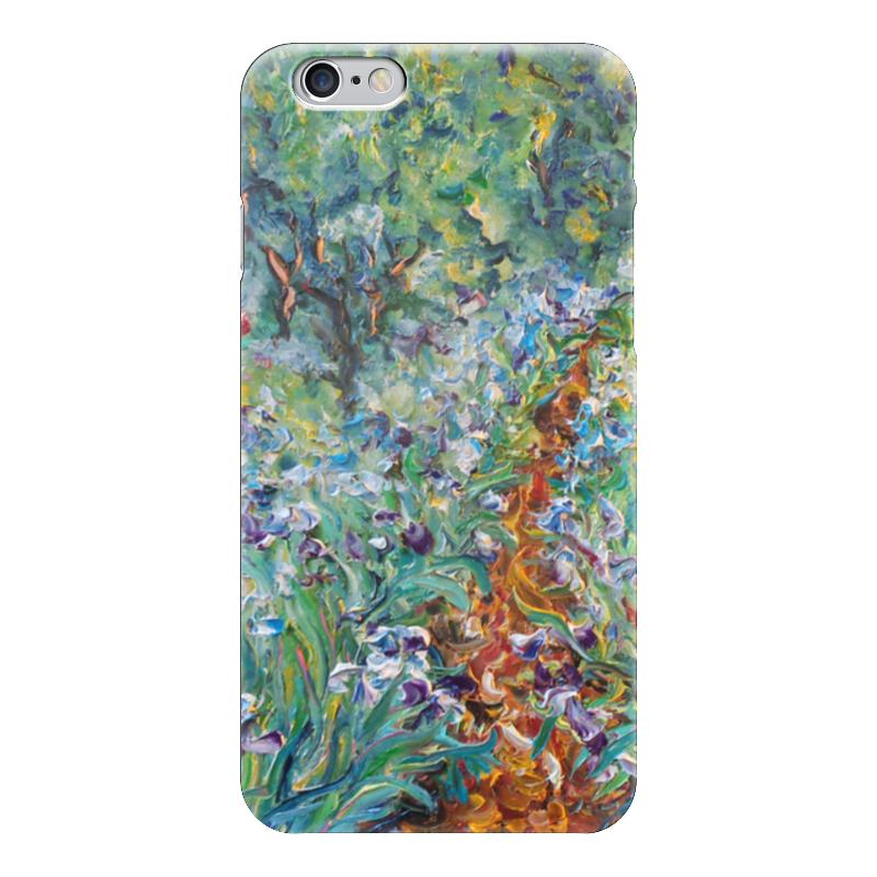 Чехол для iPhone 6 глянцевый Printio Соловьиный сад чехол для iphone 6 глянцевый printio летний сад
