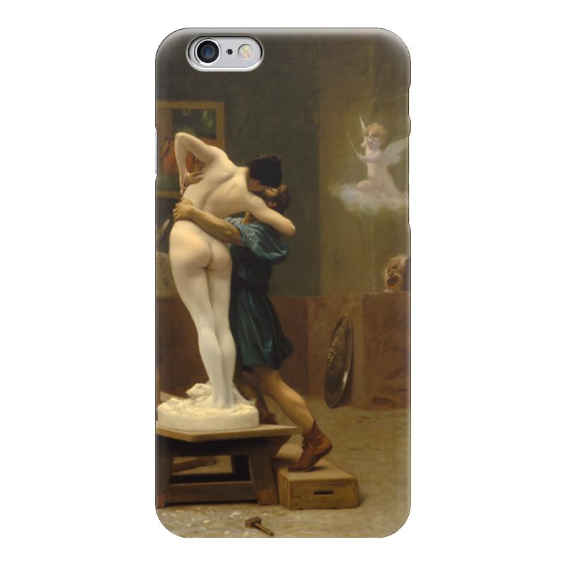 Чехол для iPhone 6 глянцевый Printio Пигмалион и галатея (жан-леон жером) пигмалион с