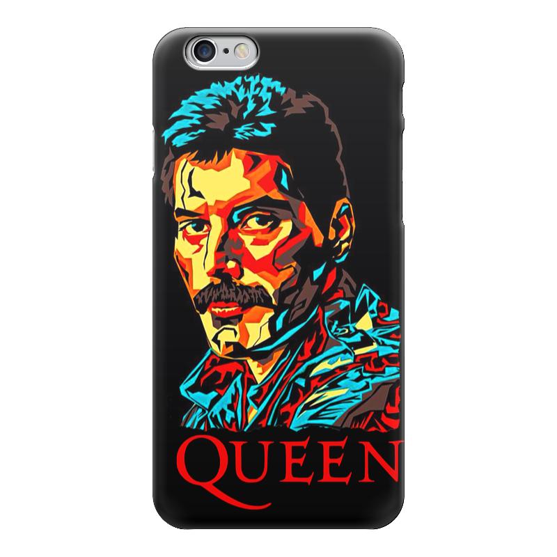 Чехол для iPhone 6 глянцевый Printio Queen group