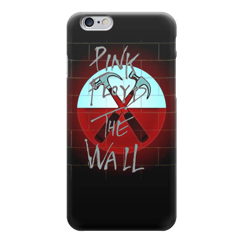 Чехол для iPhone 6 глянцевый Printio Pink floyd the wall стоимость
