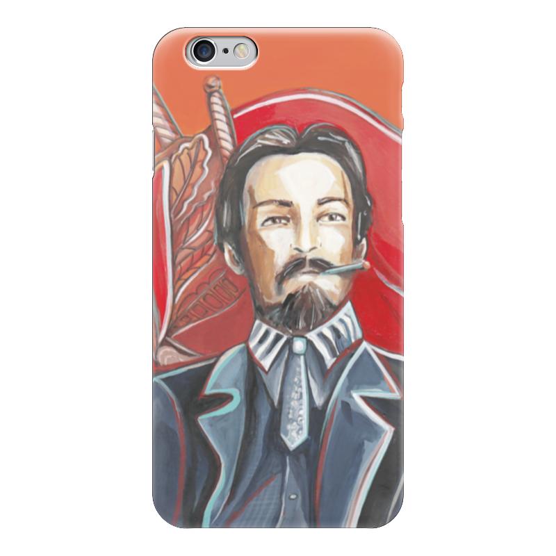 Чехол для iPhone 6 глянцевый Printio Феликс дзержинский