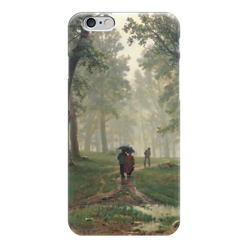 Чехол для iPhone 6 глянцевый Printio Дождь в дубовом лесу (иван шишкин) иван бунин жизнь арсеньева