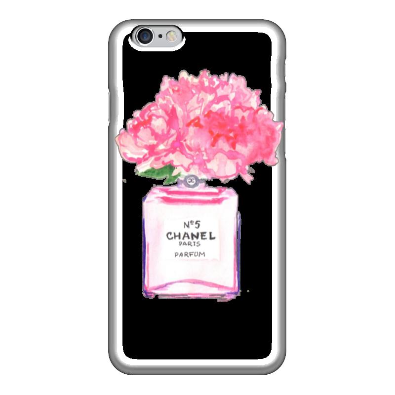 Чехол для iPhone 6 глянцевый Printio Флакон цветочных духов чехол для iphone 6 глянцевый printio сад на улице корто сад на монмартре ренуар