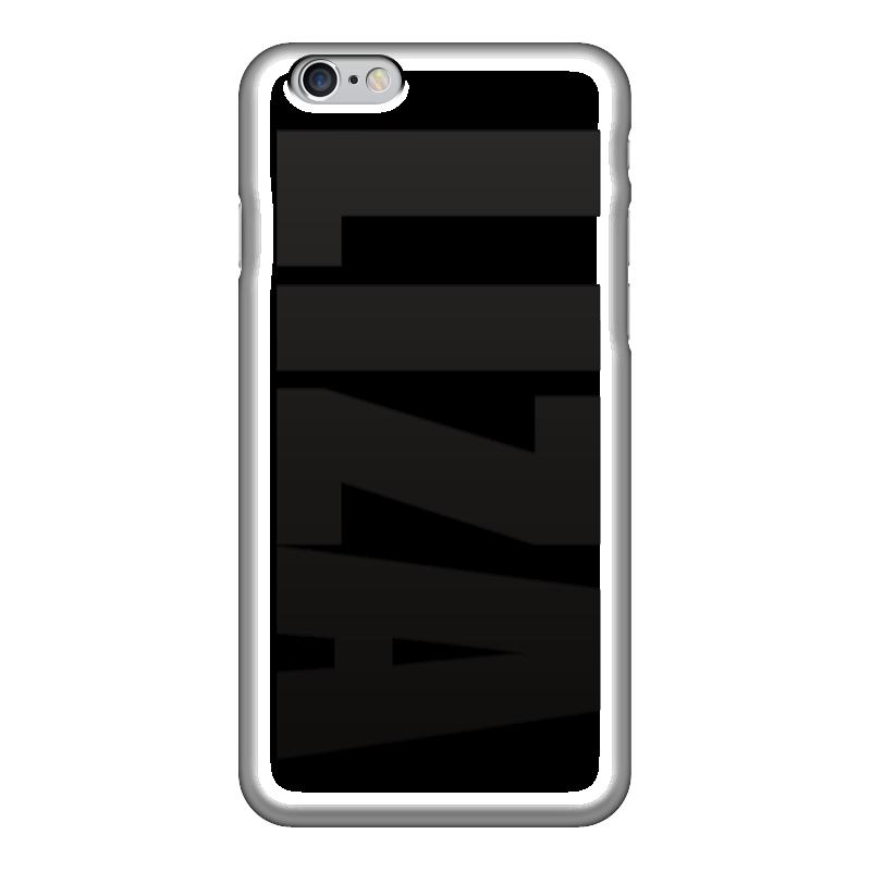 Чехол для iPhone 6 глянцевый Printio С именем лиза чехол для iphone 5 printio с именем анна