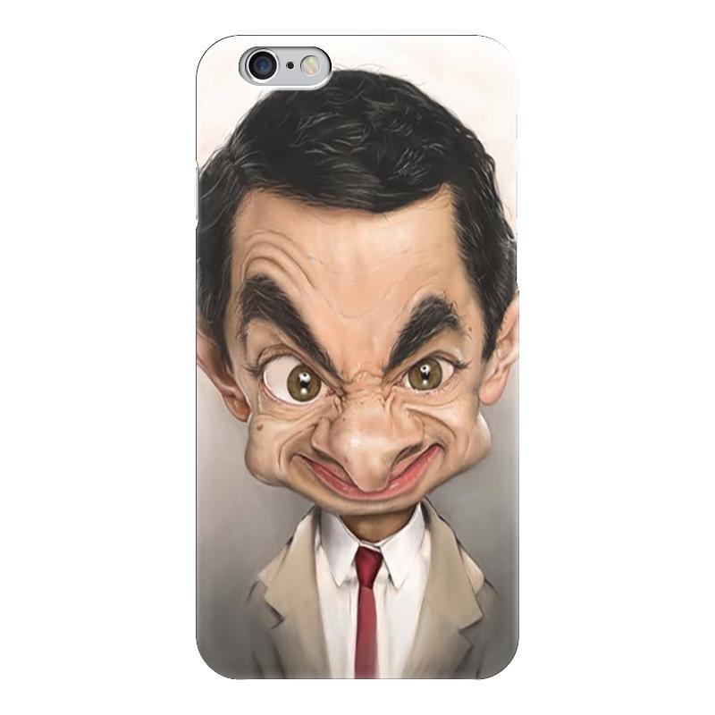 Чехол для iPhone 6 глянцевый Printio Мр. бин мр 155 camo с длиной ствола 750 купить