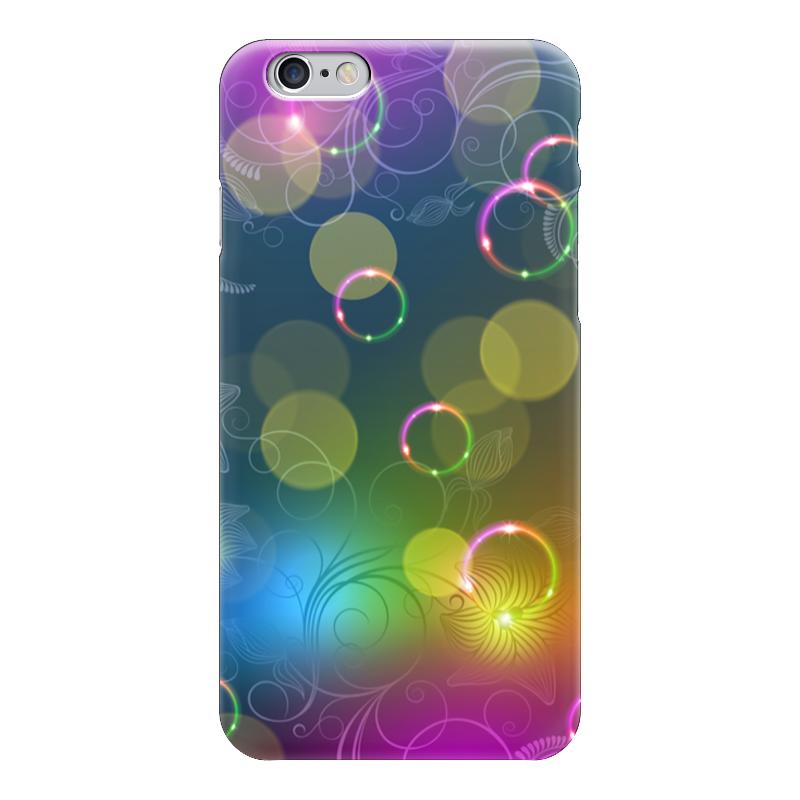 Чехол для iPhone 6 глянцевый Printio Калейдоскоп чехол для iphone 6 глянцевый printio красавица и чудовище