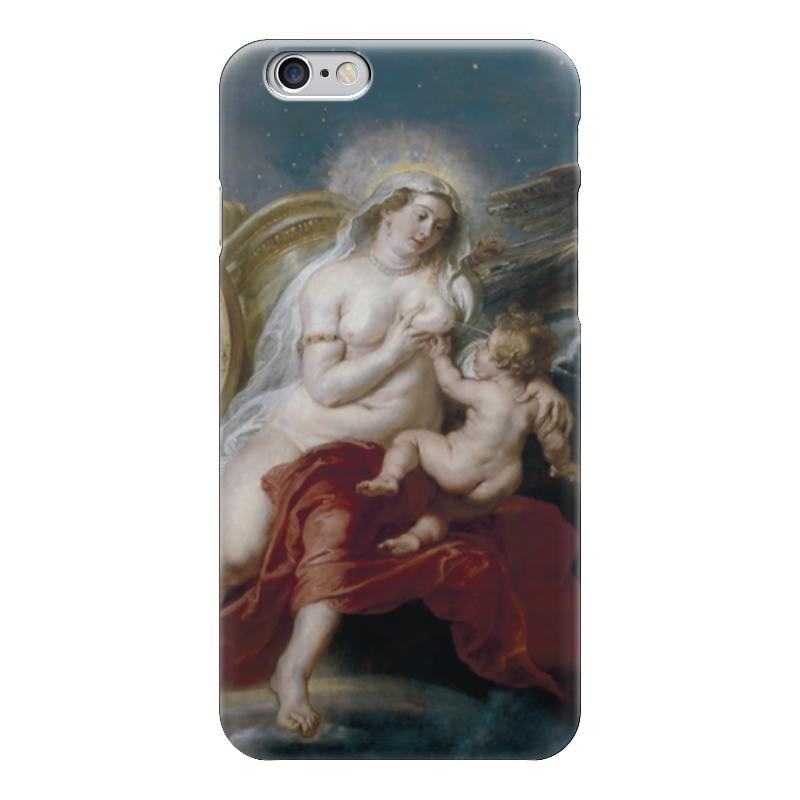 Чехол для iPhone 6 глянцевый Printio Рождение млечного пути виктор елисеевич дьяков рождение чувств