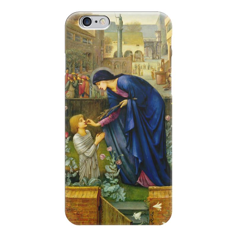 Чехол для iPhone 6 глянцевый Printio Сказка настоятельницы (the prioress's tale) the orphan s tale