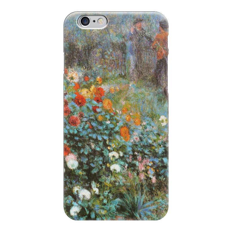 Чехол для iPhone 6 глянцевый Printio Сад на улице корто (сад на монмартре) (ренуар) spacemouse pro 3dx 700040 cad