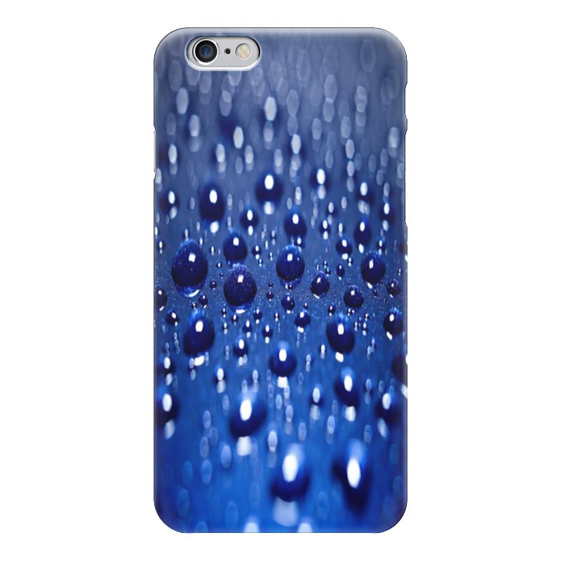 Чехол для iPhone 6 глянцевый Printio Роса
