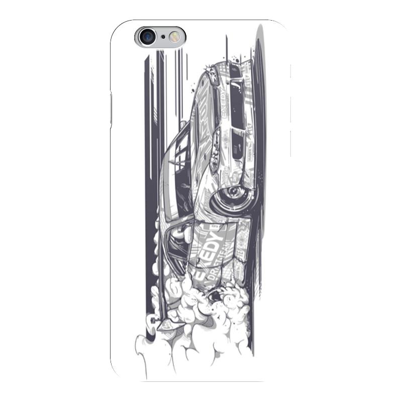 Чехол для iPhone 6 глянцевый Printio Nissan silvia s15