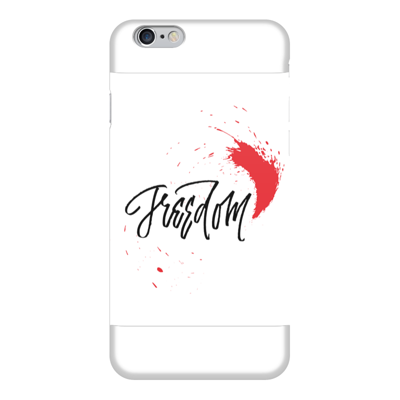 Чехол для iPhone 6 глянцевый Printio Свобода. freedom eastor ln0029 hand warmer