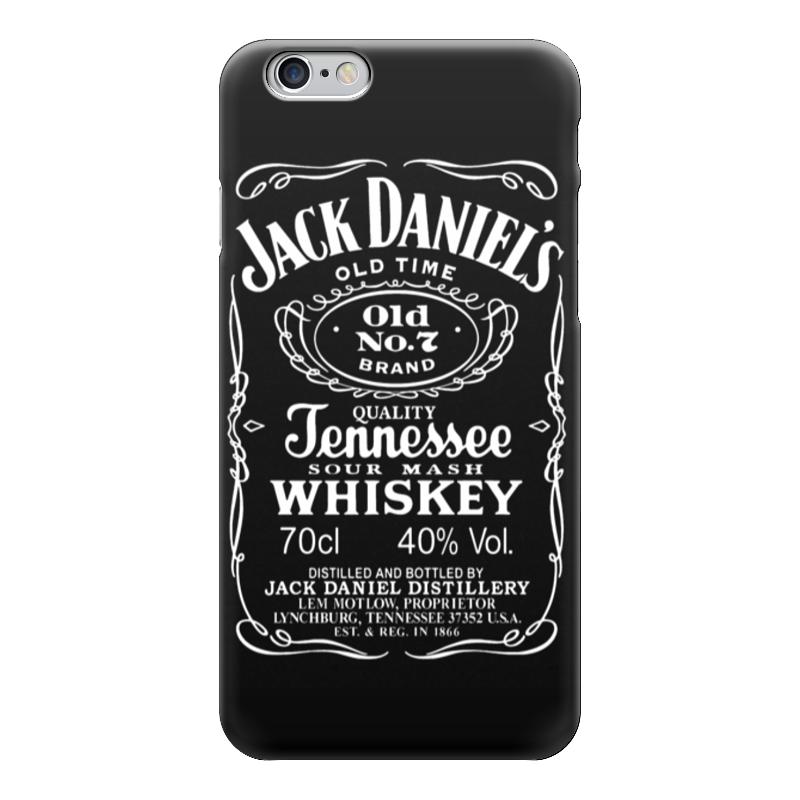 Чехол для iPhone 6 глянцевый Printio Jack daniels чехол для iphone 7 глянцевый printio jack daniels