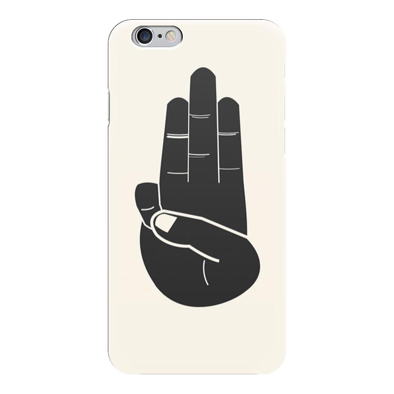 Чехол для iPhone 6 глянцевый Printio Голодные игры игры