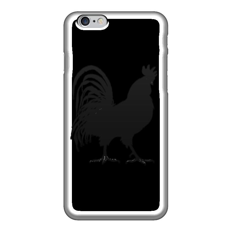 Чехол для iPhone 6 глянцевый Printio Petyx black чехол для iphone 6 глянцевый printio spinner mobile black спиннер чехол