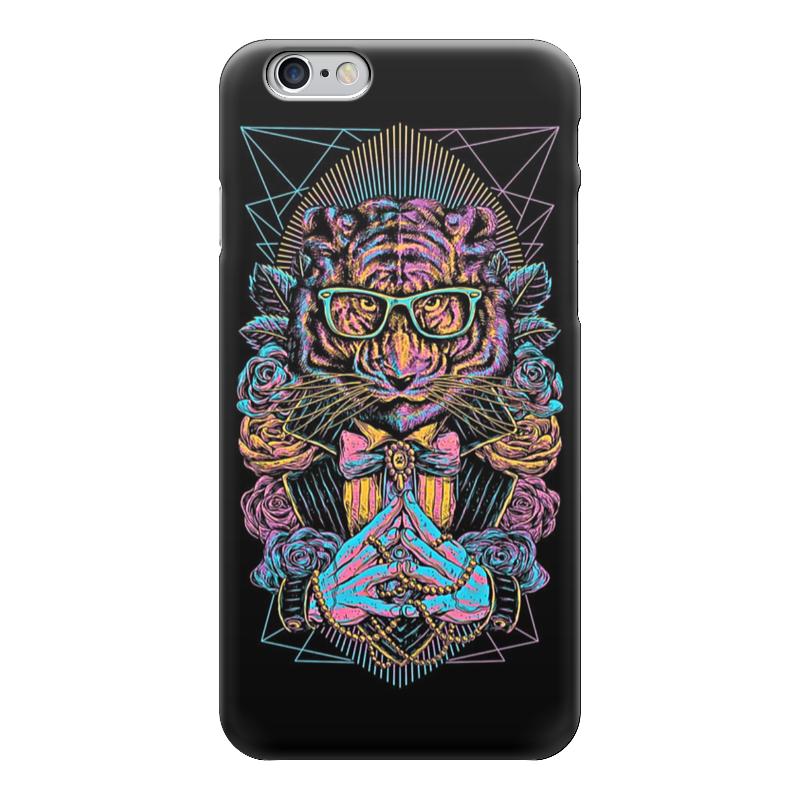 Чехол для iPhone 6 глянцевый Printio Art desing fashion desing коробка сердце 80036076