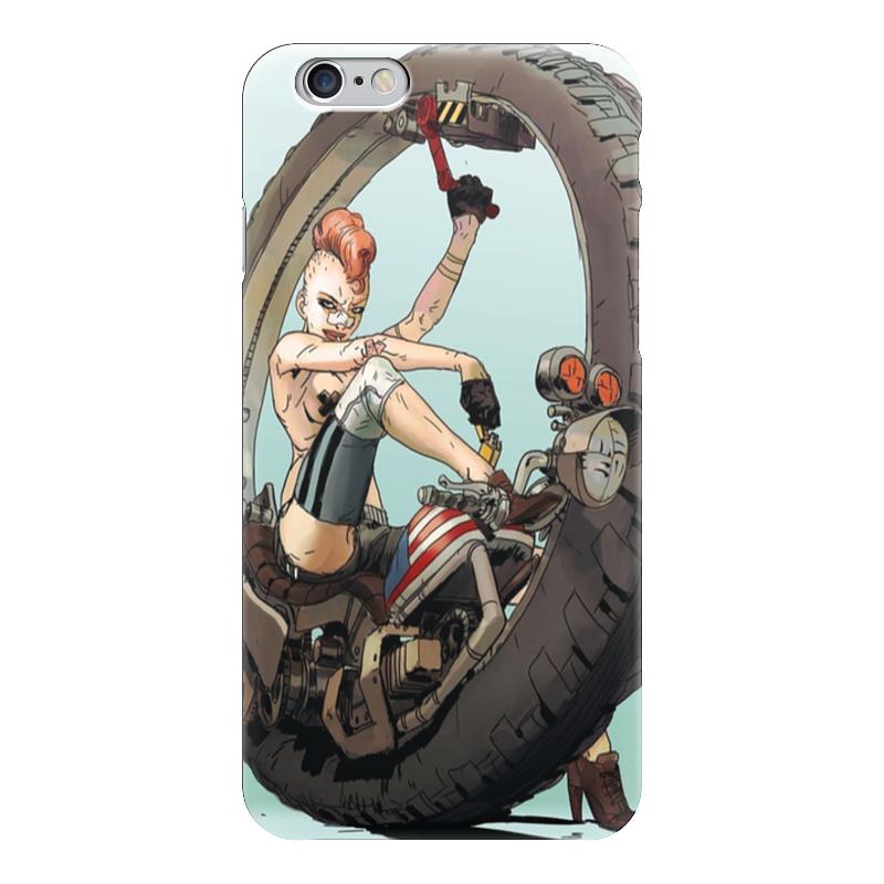 Чехол для iPhone 6 глянцевый Printio Tank girl чехол для iphone 6 глянцевый printio red girl
