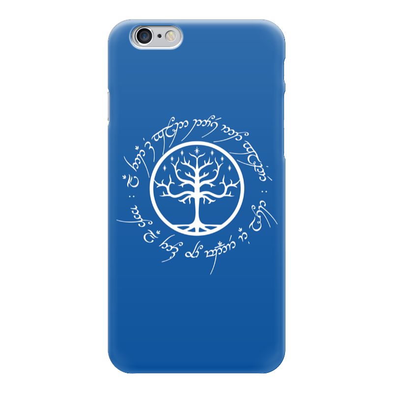 Чехол для iPhone 6 глянцевый Printio The lord of the rings (lotr)/властелин колец christ the lord out of egypt