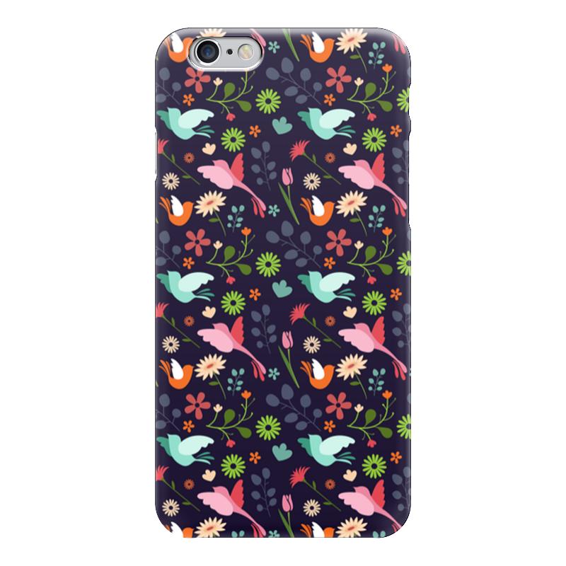 Чехол для iPhone 6 глянцевый Printio Сказка чехол для iphone 6 глянцевый printio спящая красавица сказка