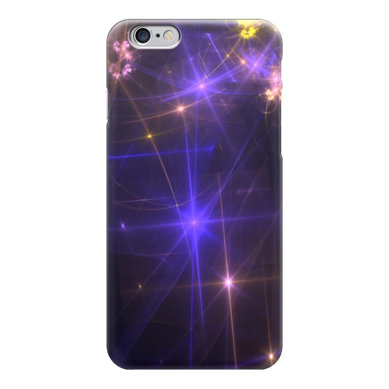 Чехол для iPhone 6 глянцевый Printio Световая фантазия кружка printio световая фантазия