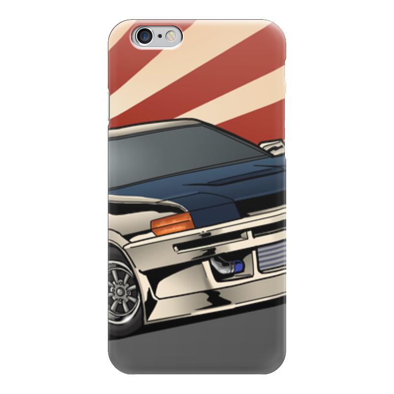 купить Чехол для iPhone 6 глянцевый Printio Jdm toyota ae86 дешево