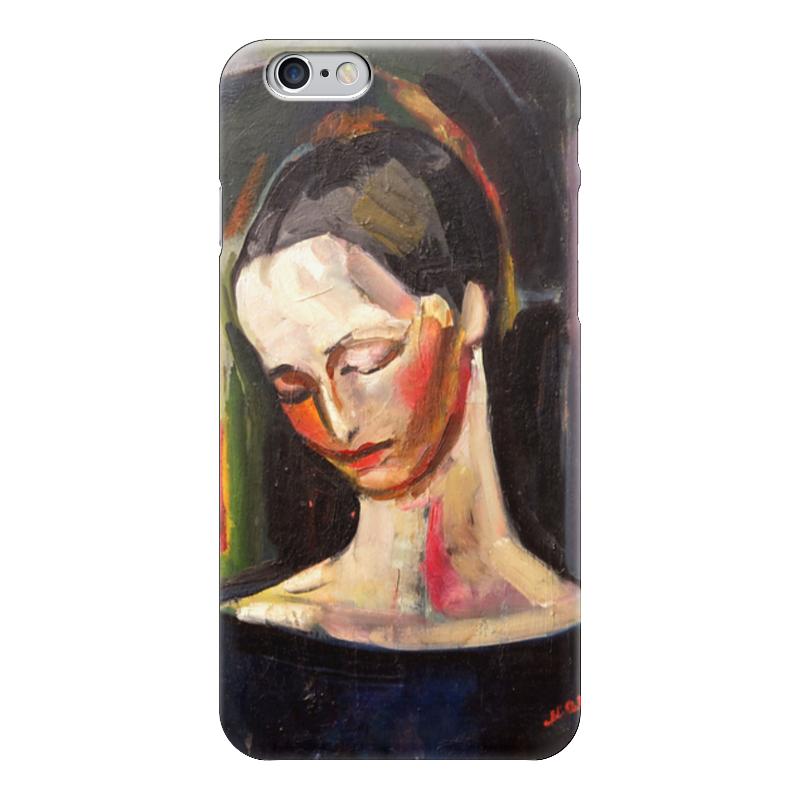 Чехол для iPhone 6 глянцевый Printio Женский портрет (илья машков) илья машков 1881 1944