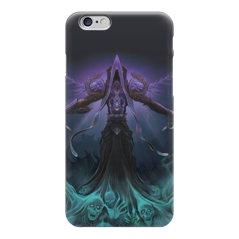 Чехол для iPhone 6 глянцевый Printio Warcraft collection чехол для iphone 6 глянцевый printio world of warcraft