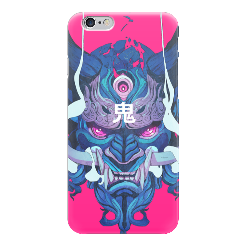 Чехол для iPhone 6 глянцевый Printio Dragon