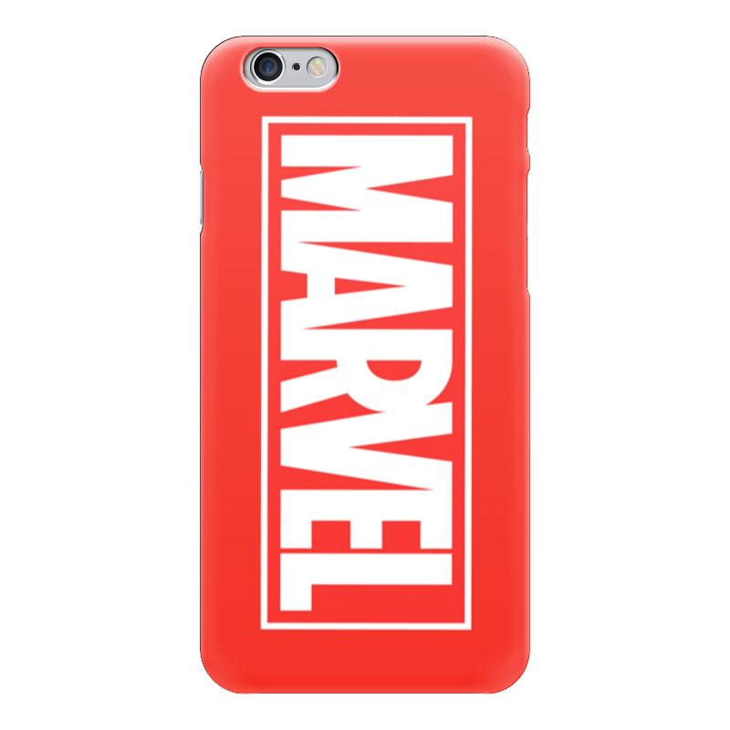 Чехол для iPhone 6 глянцевый Printio Marvel чехол для iphone 6 глянцевый printio красавица и чудовище