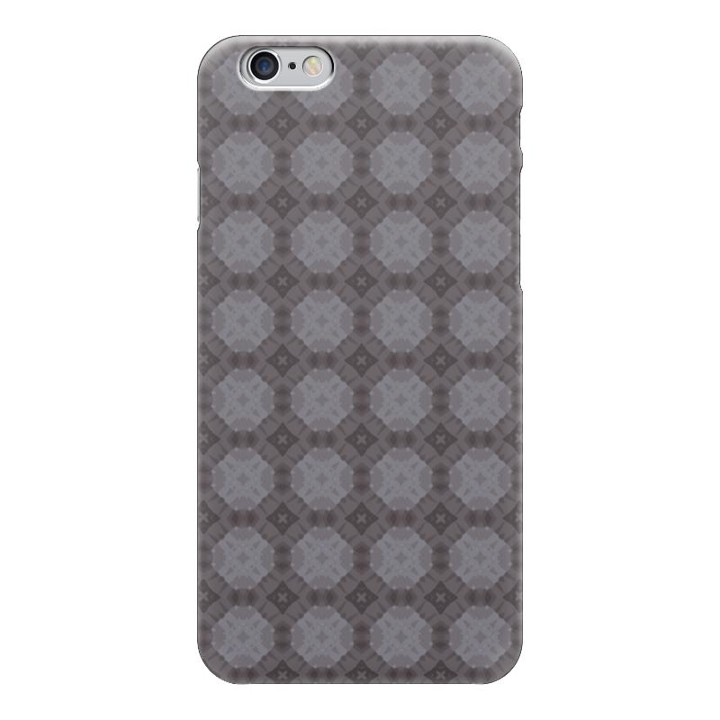 Чехол для iPhone 6 глянцевый Printio Static чехол для iphone 5 глянцевый с полной запечаткой printio static