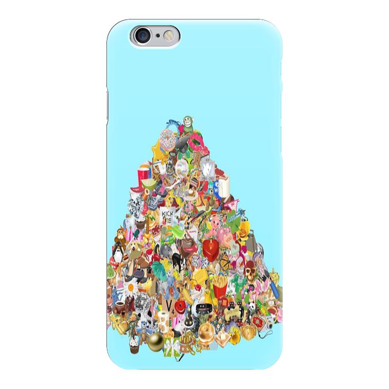 Чехол для iPhone 6 глянцевый Printio Мусор чехол для iphone 6 глянцевый printio летний сад