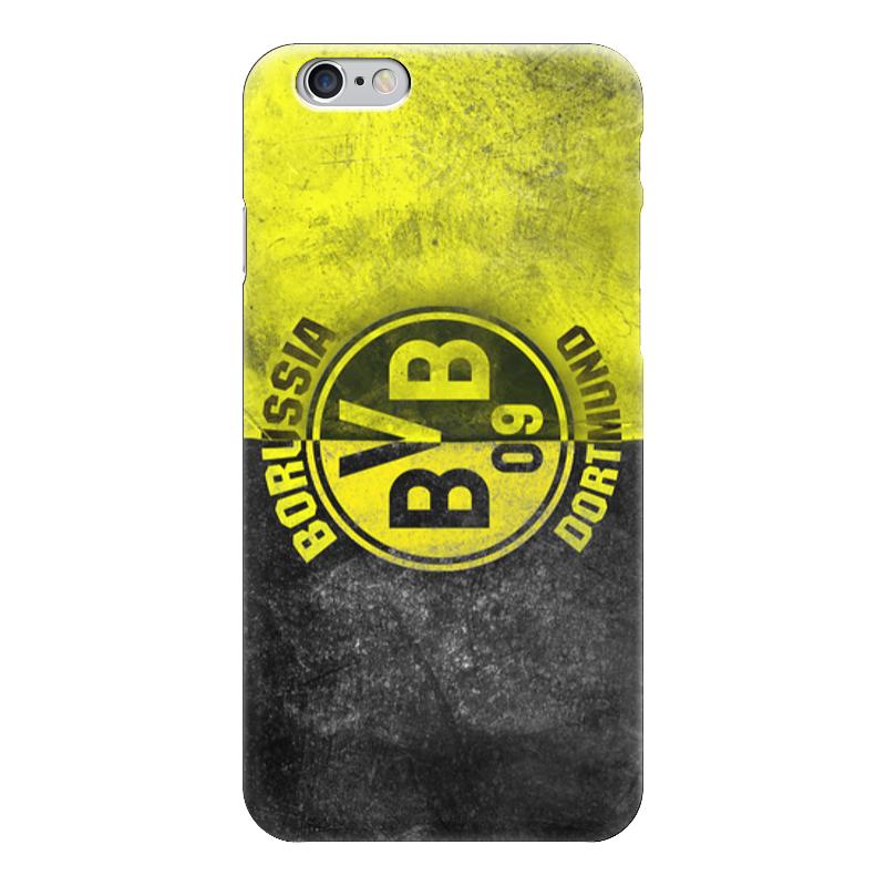 Чехол для iPhone 6 глянцевый Printio Боруссия дортмунд