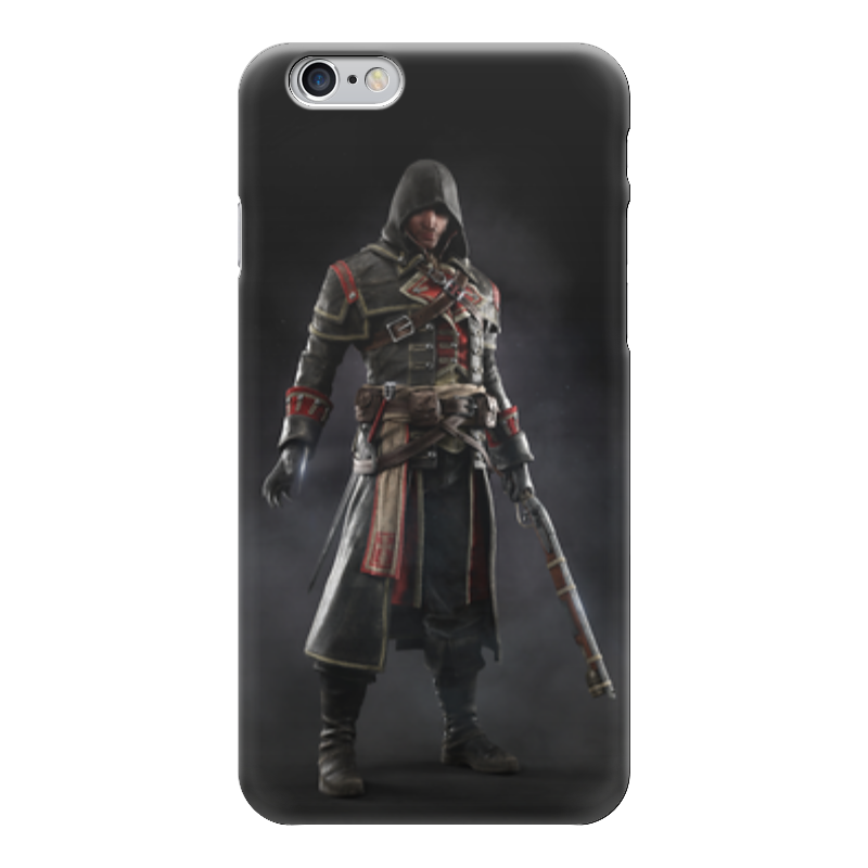 Чехол для iPhone 6 глянцевый Printio Assassins creed (rogue)