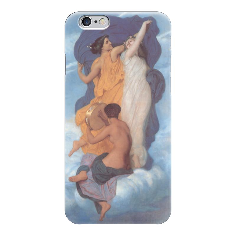 Чехол для iPhone 6 глянцевый Printio Танец (вильям бугро) чехол для iphone 6 глянцевый printio купальщица вильям бугро