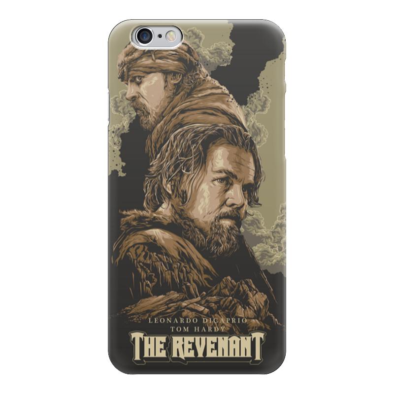 Чехол для iPhone 6 глянцевый Printio The revenant the revenant