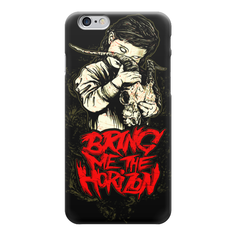 Чехол для iPhone 6 глянцевый Printio Bring me the horizon чехол для iphone 6 глянцевый printio knights of the frozen throne