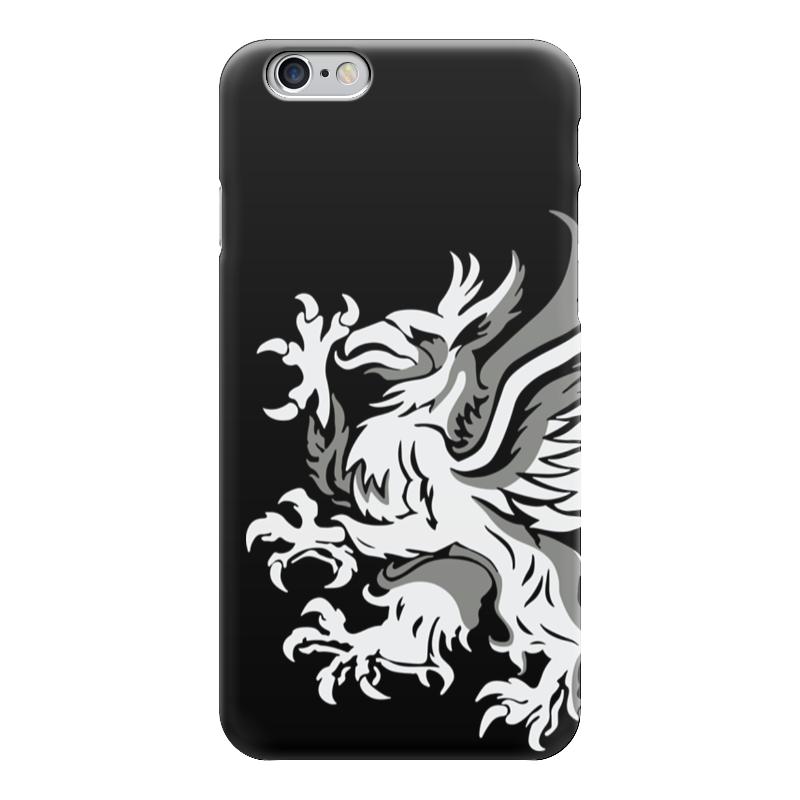 Чехол для iPhone 6 глянцевый Printio Dragon age. серые стражи чехол для iphone 7 глянцевый printio стражи галактики