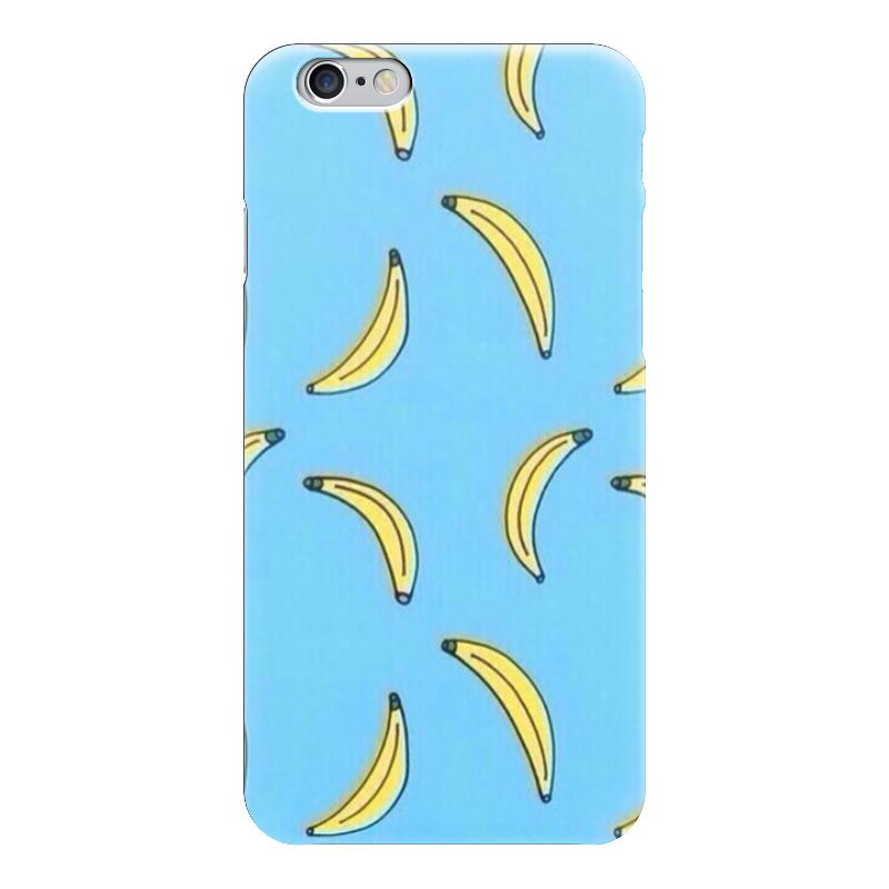 Чехол для iPhone 6 глянцевый Printio Banana телефон