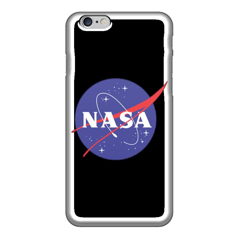 Чехол для iPhone 6 глянцевый Printio Nasa | наса
