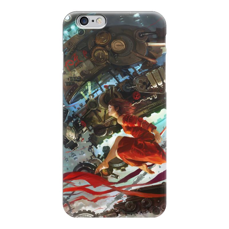 Чехол для iPhone 6 глянцевый Printio Стимпанк / steampunk чехол для iphone 6 глянцевый printio бабушкин сад