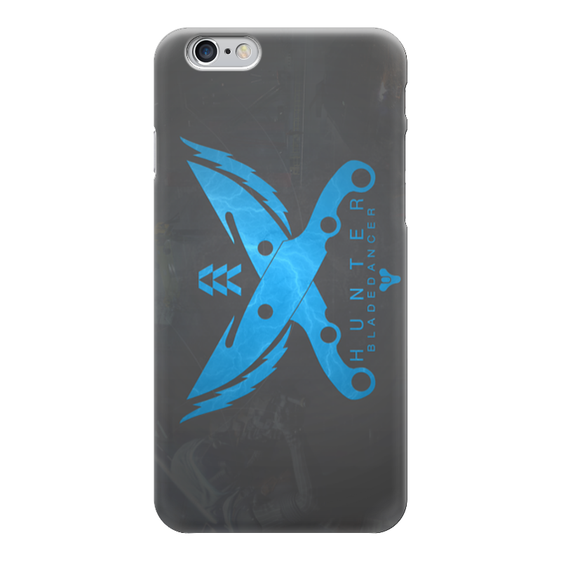 Чехол для iPhone 6 глянцевый Printio Hunter (destiny) чехол для iphone 6 глянцевый printio hunter darkest dungeon