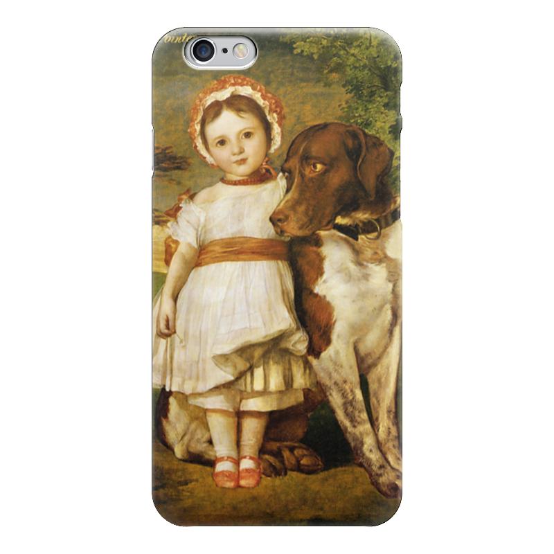 Чехол для iPhone 6 глянцевый Printio Мэри фокс (джордж фредерик уоттс) фредерик клеман метаморфозы