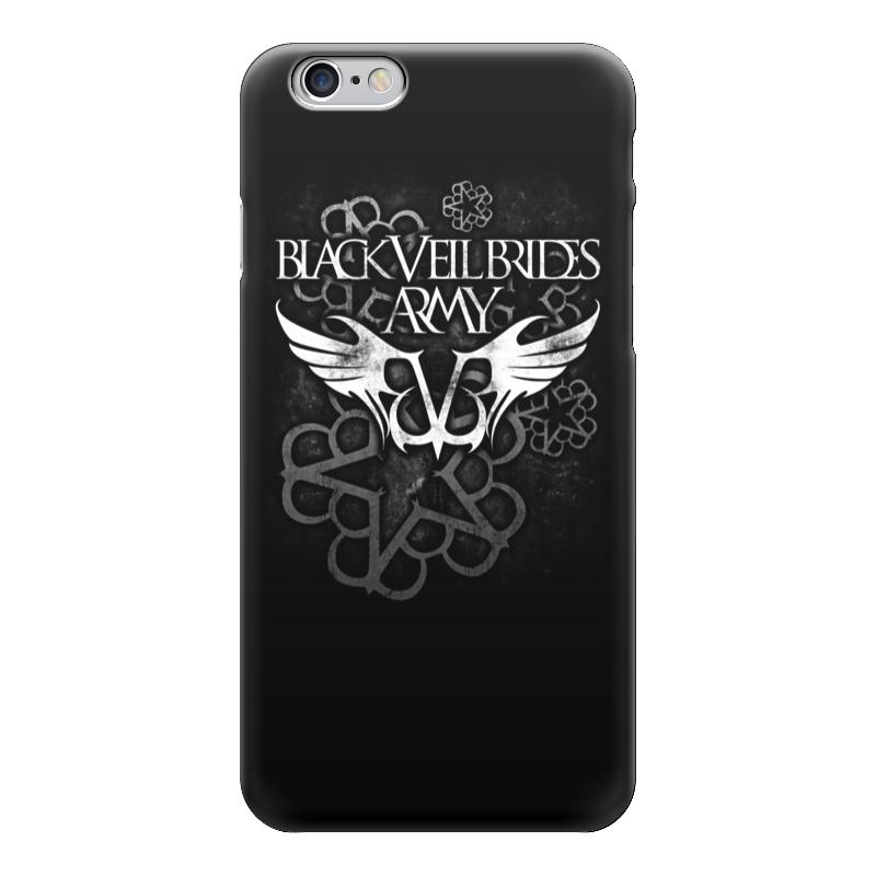 Чехол для iPhone 6 глянцевый Printio Black veil brides чехол для iphone 6 глянцевый printio spinner mobile black спиннер чехол