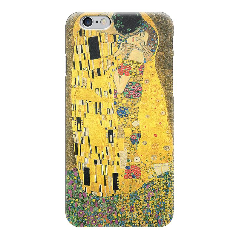 все цены на Чехол для iPhone 6 глянцевый Printio Поцелуй
