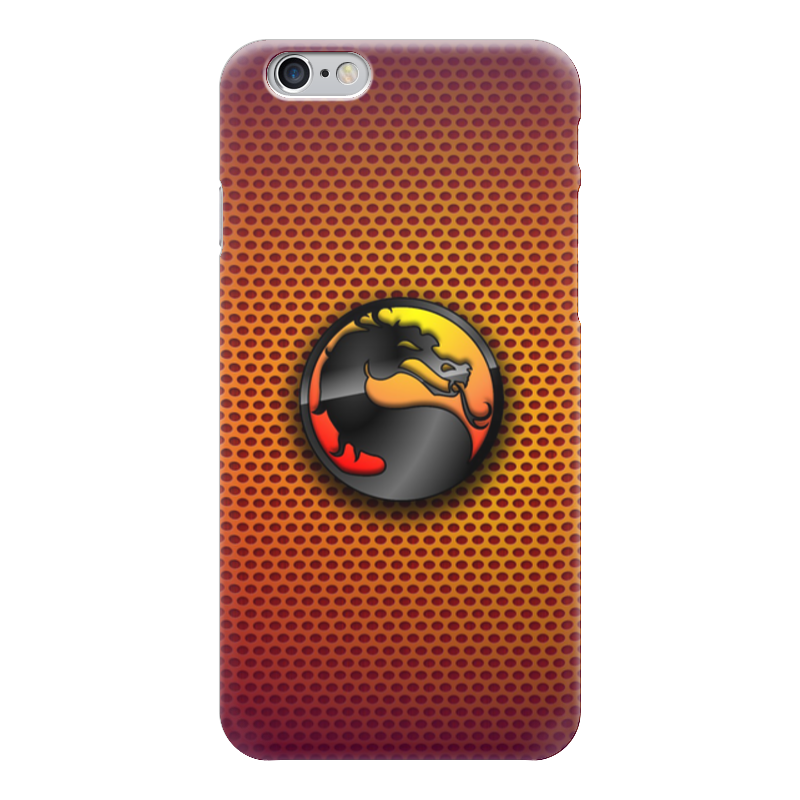 Чехол для iPhone 6 глянцевый Printio Mortal kombat (cмертельная битва) ак mortal kombat komplete edition