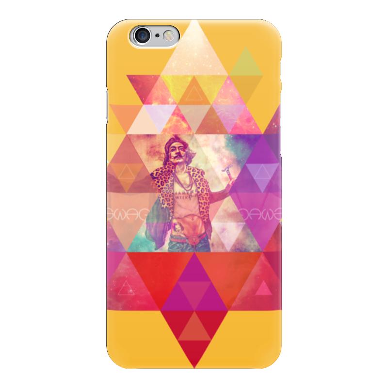 Чехол для iPhone 6 глянцевый Printio hipsta swag collection: salvador dali