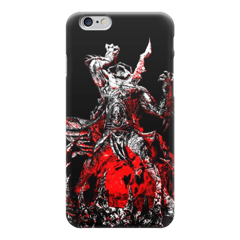 Чехол для iPhone 6 глянцевый Printio Lords of the fallen чехол для iphone 6 глянцевый printio knights of the frozen throne