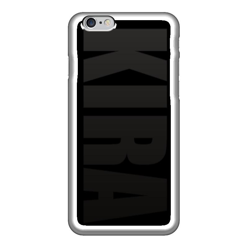 Чехол для iPhone 6 глянцевый Printio С именем кира чехол для iphone 6 глянцевый printio fatgamy iphone 6