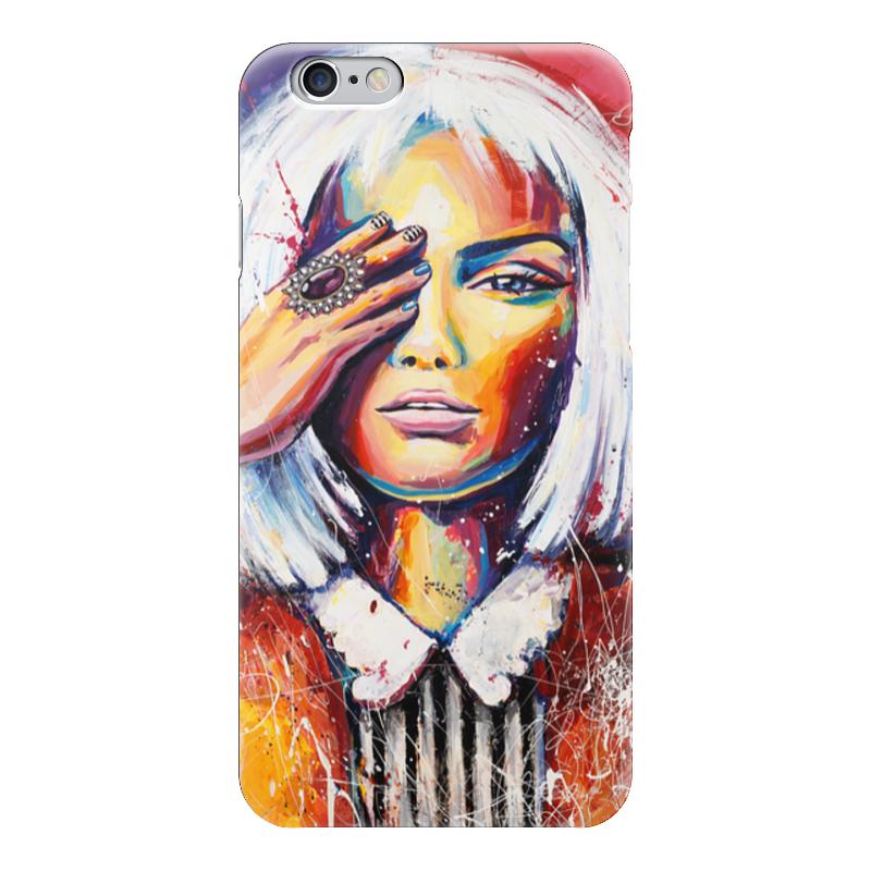 Чехол для iPhone 6 глянцевый Printio Синдерелла чехол для iphone 6 глянцевый printio красавица и чудовище