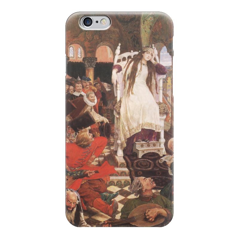 Чехол для iPhone 6 глянцевый Printio Царевна-несмеяна виктор васнецов минувших дней печаль и радость набор репродукций